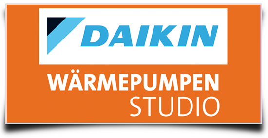 Daikin-Wärmepumpenstudio