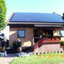 Photovoltaikanlage in Schmerkendorf