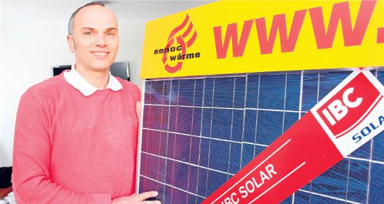 Renoc präsentiert sich auf 9. Energiemesse