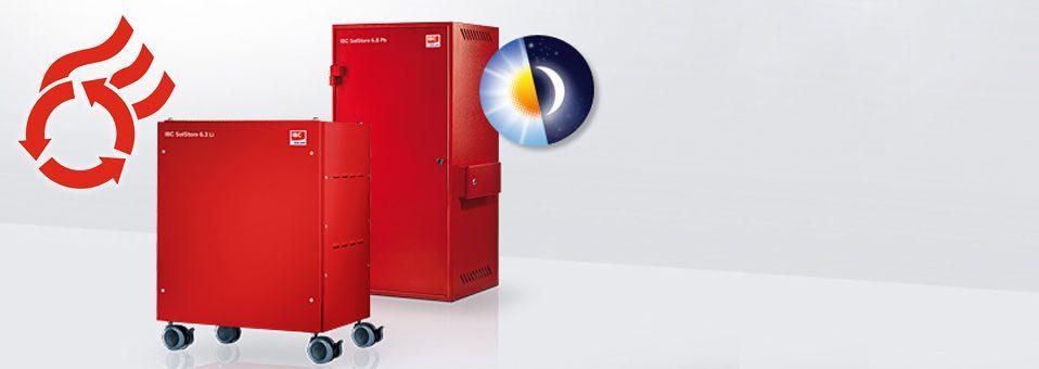 Photovoltaik-Solarstromspeicher