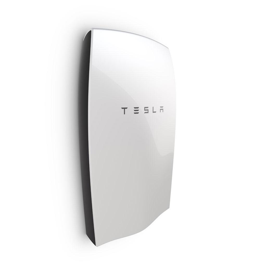 TESLA Powerwall Homespeicher