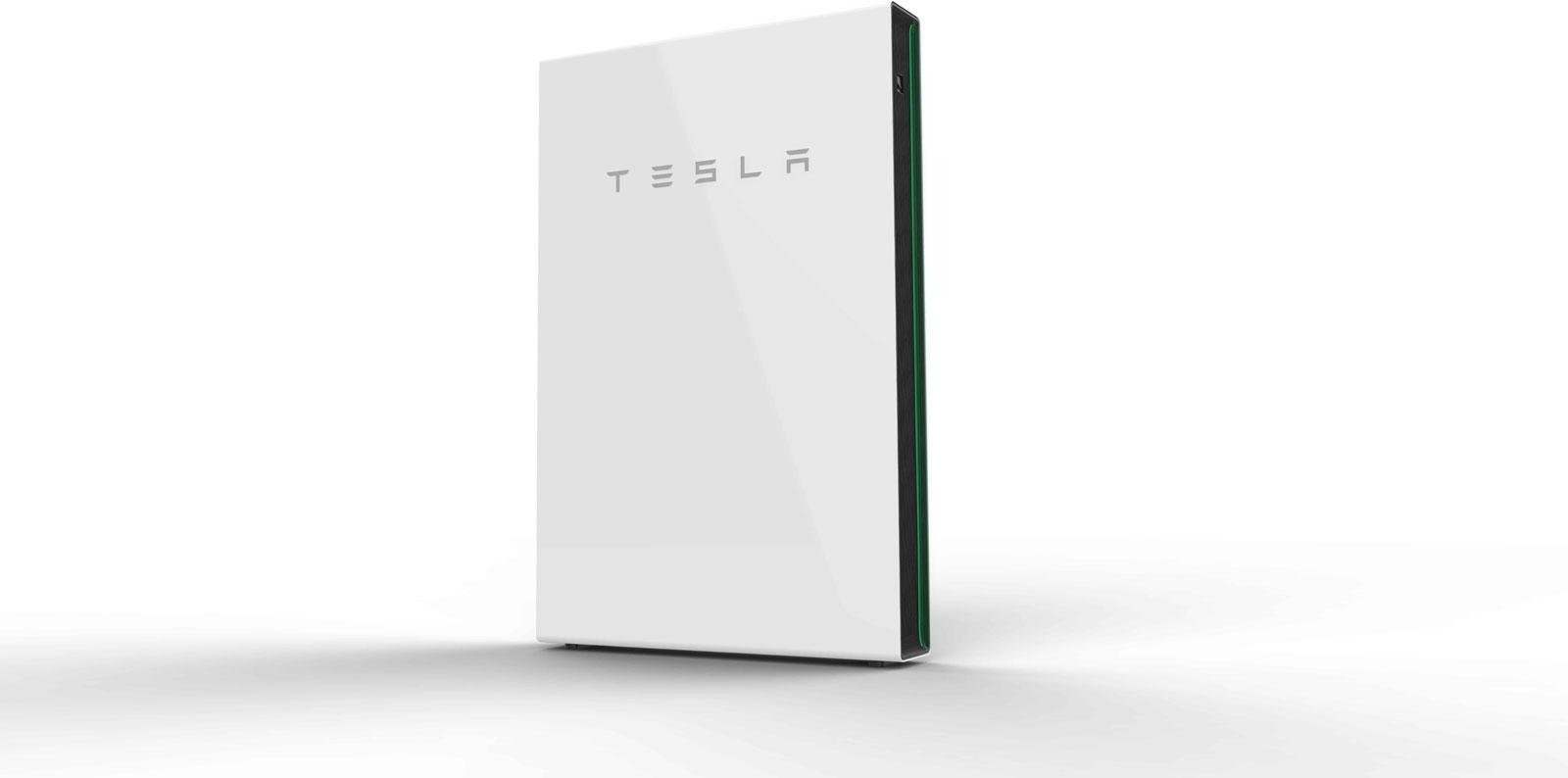 Tesla Speicher