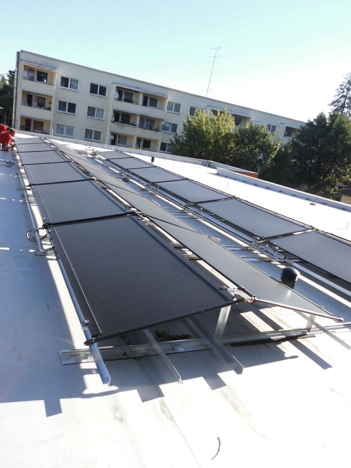 Renoc Realisiert Eisspeicher Als Innovative Energiequelle