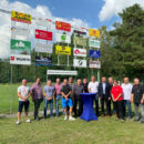 Renoc hilft Sportverein Vorwärts Crinitz